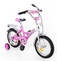 """Детский двухколесный велосипед Explorer Т-21411 (14"""") KK"""