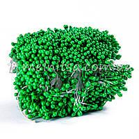 Тычинки для цветов капельки, зеленые