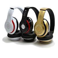Блютуз наушники Monster Beats STN-16 MP3+FM Наушники беспроводные