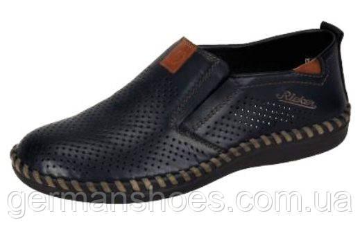 Туфли мужские Rieker B2466-00