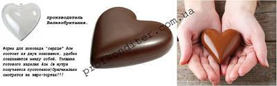 Пластиковые формы для шоколада