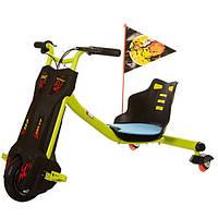 """Детский дрифт электромотоцикл Profi """"Квази"""" до 80 кг, мотор 200 W, световые и звуковые эффекты"""