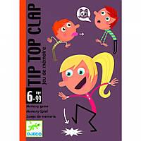 Карточная настольная игра Djeco Тип Топ Хлоп (DJ05120), фото 1