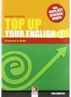 Herbert Puchta Top Up Your English 1: Grammar&Skills (+ Audio CD)
