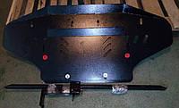 Защита двигателя и КПП Ауди А6 С6 / Audi A6 C6 2004-2011 кроме V-2.0, 2 листа