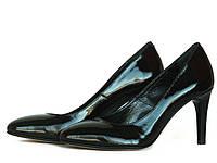 Черные туфли лодочки, фото 1