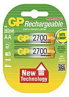 Аккумулятор  GP 2700 AA R6 (цена за 2шт.)