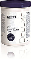 Пудра Estel De Luxe Ultra Blond для обесцвечивания волос 750 г