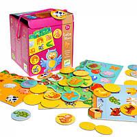 Игра детское лото Djeco «Животные»