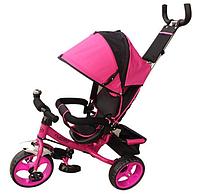 Велосипед трехколесный TurboTrike M 3113-6 (розовый) KK