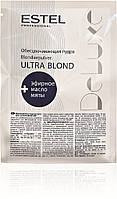 Пудра Estel De Luxe Ultra Blond для обесцвечивания волос 30 г