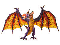 Объемный пазл Дракон Магический, 4D Master, фото 1