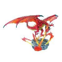 Объемный пазл Дракон Огненный, 4D Master, фото 1