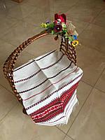 Рушничок Великодній домоткане полотно ручна робота