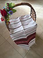 Святкова ткана серветка на Великодній кошик ручної роботи