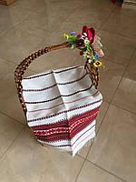 Доріжка ткана святкова на Великодній кошик ручної роботи