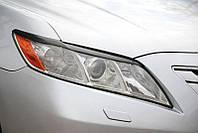 Реснички на фары Toyota Camry V40 2009-2011 г.в.(Тойота Камри)