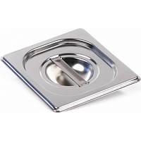 Крышка для гастроемкости GN 1/6 нержавеющая сталь, Presto Ware