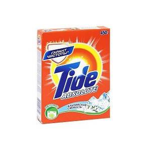 Порошок стиральный автомат альпийская свежесть 450 гр Tide