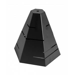 Светильник подвесной d6-23хh22 черная