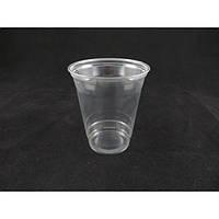 Стакан ПЭТ одноразовый 300 мл., 67 шт. пластиковый, прозрачный Huhtamaki