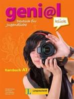 Funk Hermann Geni@l klick A1. Kursbuch + 2 CD (+ Audio CD)