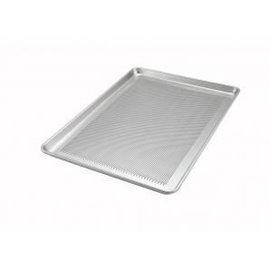Противень алюминиевый перфорированный 65хх45 см.