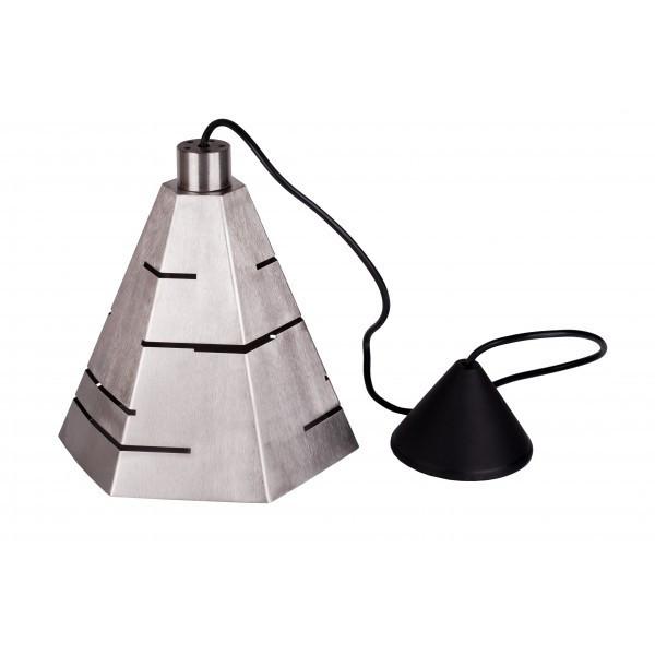 Светильник подвесной d6-23хh22 нержавейка - Интернет-магазин «Kaap» в Киеве