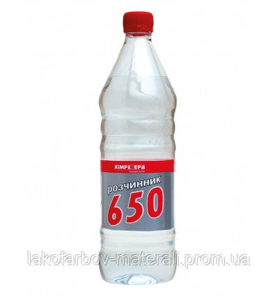 РОЗЧИННИК Р-650 ТМ ХІМРЕЗЕРВ