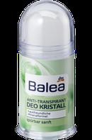 Дезодорант-антиперспирант стик Balea Deo Stick Antitranspirant Kristall, 100 g