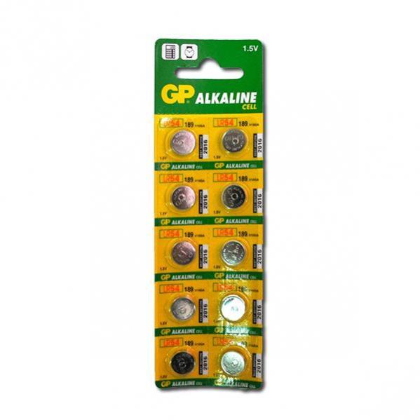"""Батарейка GP-189 LR54 """"таблетка"""""""