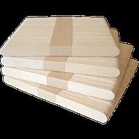 Палочки для мороженого деревянные 114ммх10ммх2 мм 10000 шт