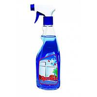 Средство для мытья стекол с распылителем, Чистюня 500мл