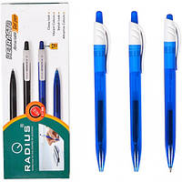 """От 12 шт. Ручка гелевая """"R8"""" RADIUS 12 штук, синяя 778002 купить оптом в интернет магазине От 12 шт."""