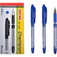 Ручка шариковая BP-165 JOYKO 12 штук, синяя