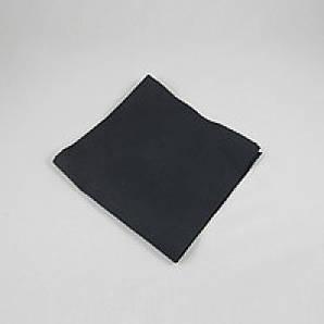 Салфетка бумажная 2-х слойная 24х24 см., 200 шт/уп черная Tork