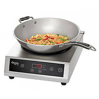 Плита индукционная для WOK с сковородкой IW 35.105.982