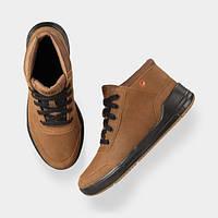 Туфли повара мужские The Natural Bison, коричневые, размер 42