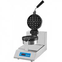 Аппарат для выпечки вафель однопостовой круглый, вращающийся GGM