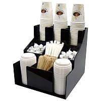 Организатор тройной для приготовления кофе и чая (307х318х328 мм.)