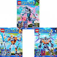 Конструктор CHIMA 811-813