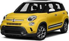 Пороги на Fiat 500L (c 2013---)