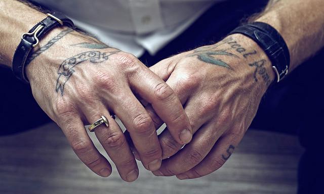 Брутальные мужские браслеты