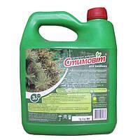 """Жидкое органическое удобрение """"Стимовит"""" для хвойных растений, 3 л"""