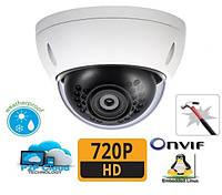 PSV IPC WD100C-I25VF (Купольная IP камера с ИК подсветкой PSV)