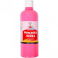 "Краска Gouache 500мл ""Pink"""