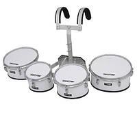 Maxtone SRC817 Набор: маршевые барабаны, держатель, крепление