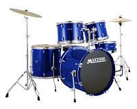 Maxtone MXC3005 met.blue Барабанная установка акустическая