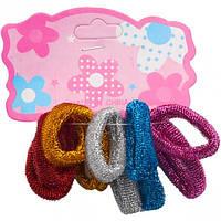 Резиночки для волос 12х10 штук WEM 9500