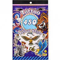 """Книжка А5 """"Тattoo"""" 450 штук 8 листов яркие"""